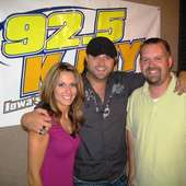 Kourtney Hansen, Andy Elliott KJJY Des Moines Photos From Randy Houser