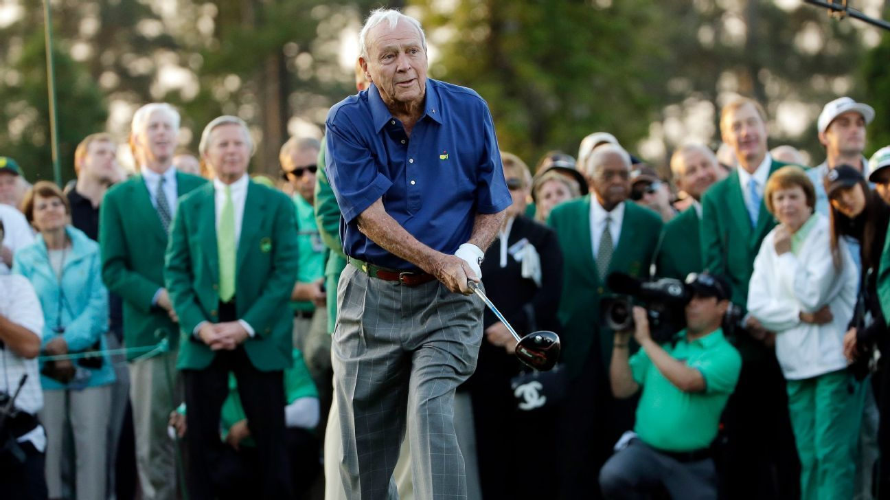 The force that drove Arnold Palmer - ESPN