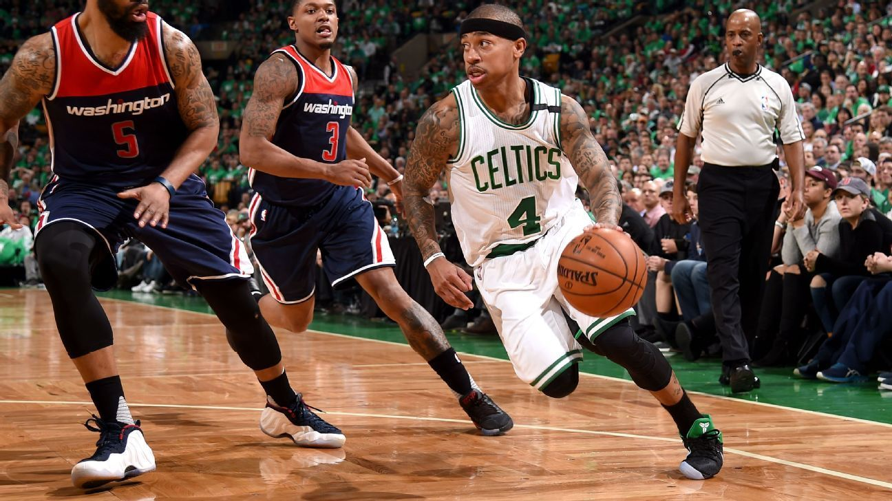 Isaiah Thomas: 'They don't ever give us a chance, and we just keep going' - ESPN