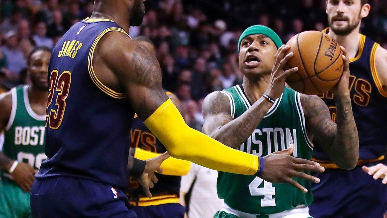 How the Cavaliers prodded Isaiah Thomas to new heights - ESPN