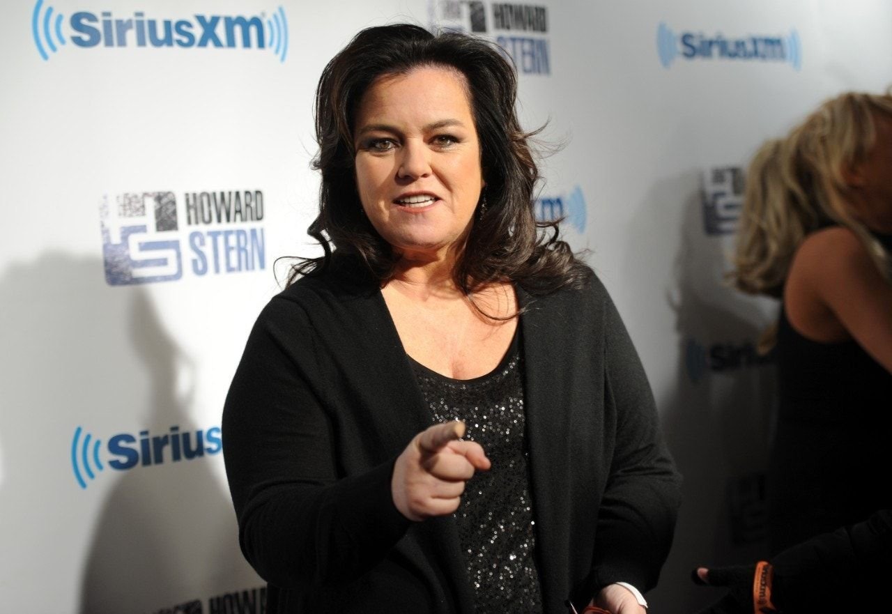 Rosie O'Donnell lands role in new Showtime comedy 'SMILF'