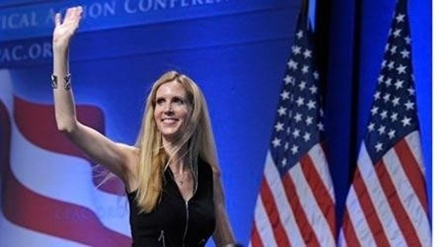 Kennedy: Berkeley, Ann Coulter and our absurd free speech debate