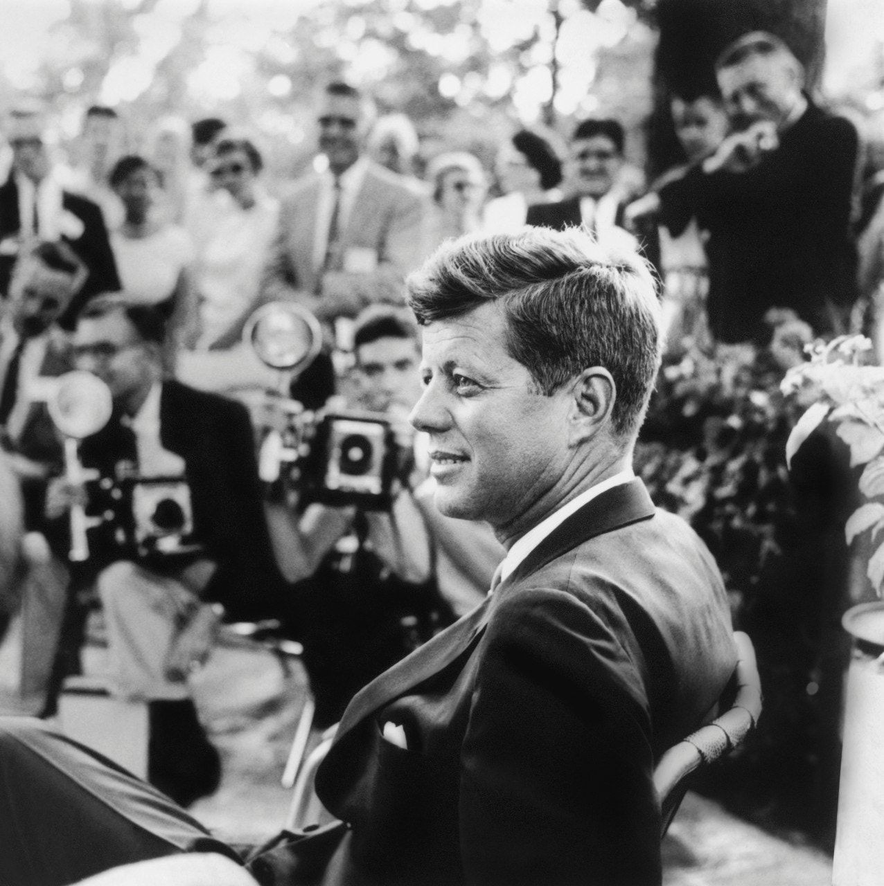 JFK's diary reveals fascination with Hitler, compared to 'legend'