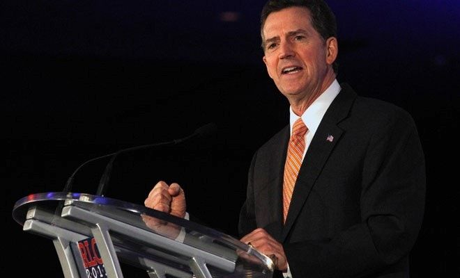 DeMint out as leader of conservative Heritage Foundation
