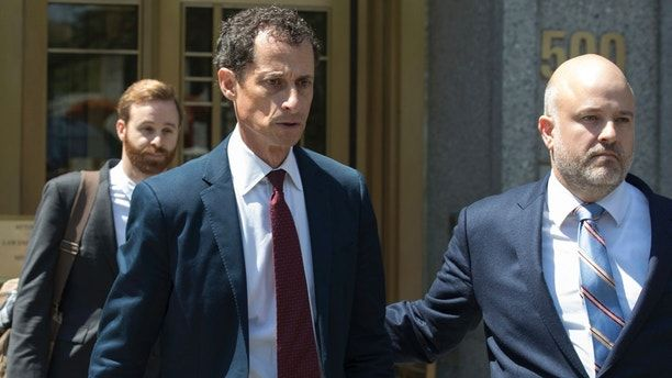 Feds seek prison time for Anthony Weiner in sexting case