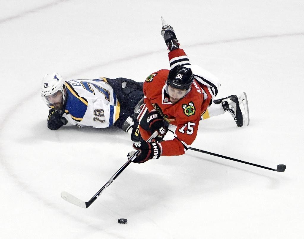 Young forwards could be key for Chicago Blackhawks