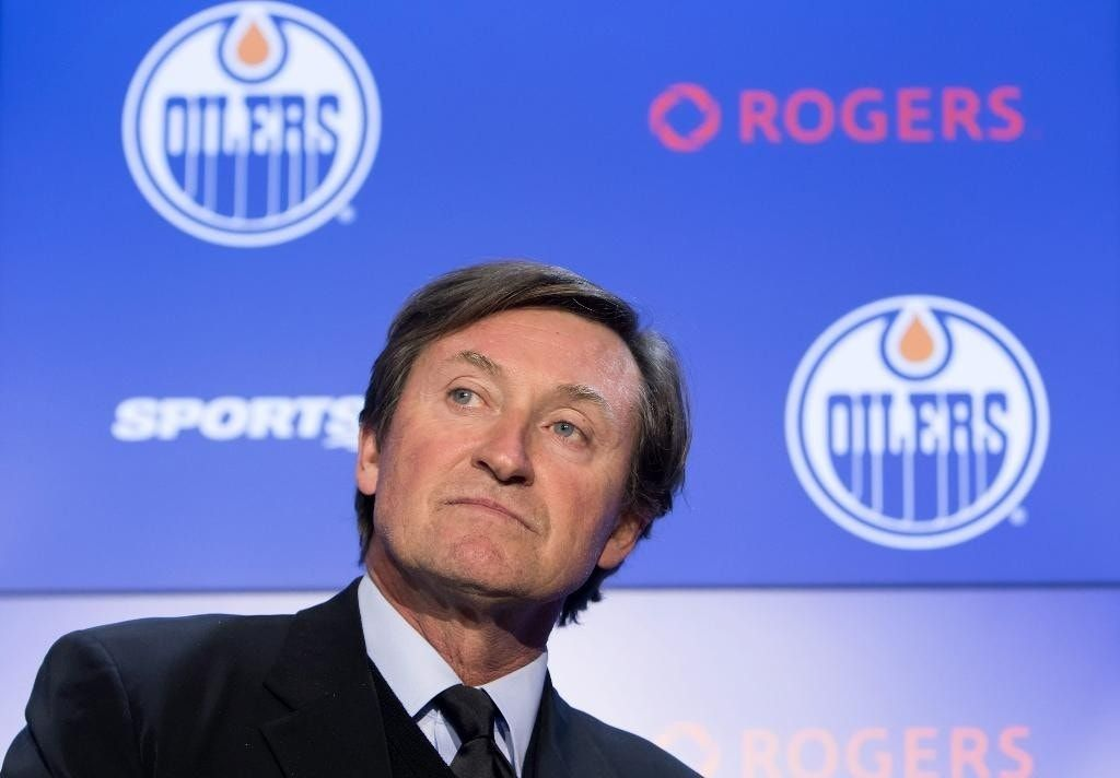 Gretzky named partner, VP of Oilers Entertainment Group
