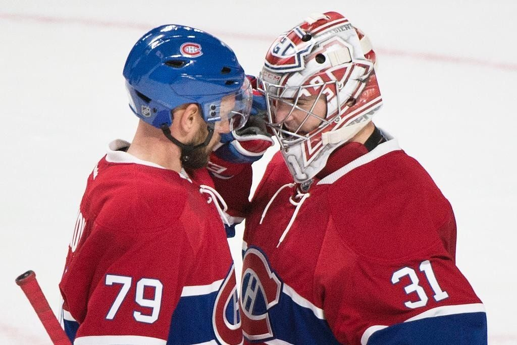 Carey Price makes 27 saves, Canadiens beat Coyotes 5-2