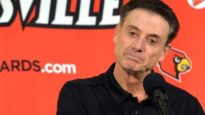 NCAA accuses Louisville over escort allegations