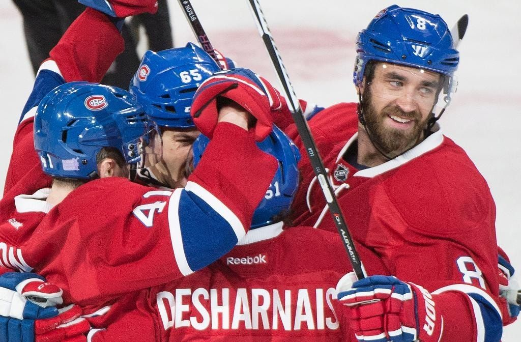 Plekanec's first goal of season lifts Canadiens over Flyers