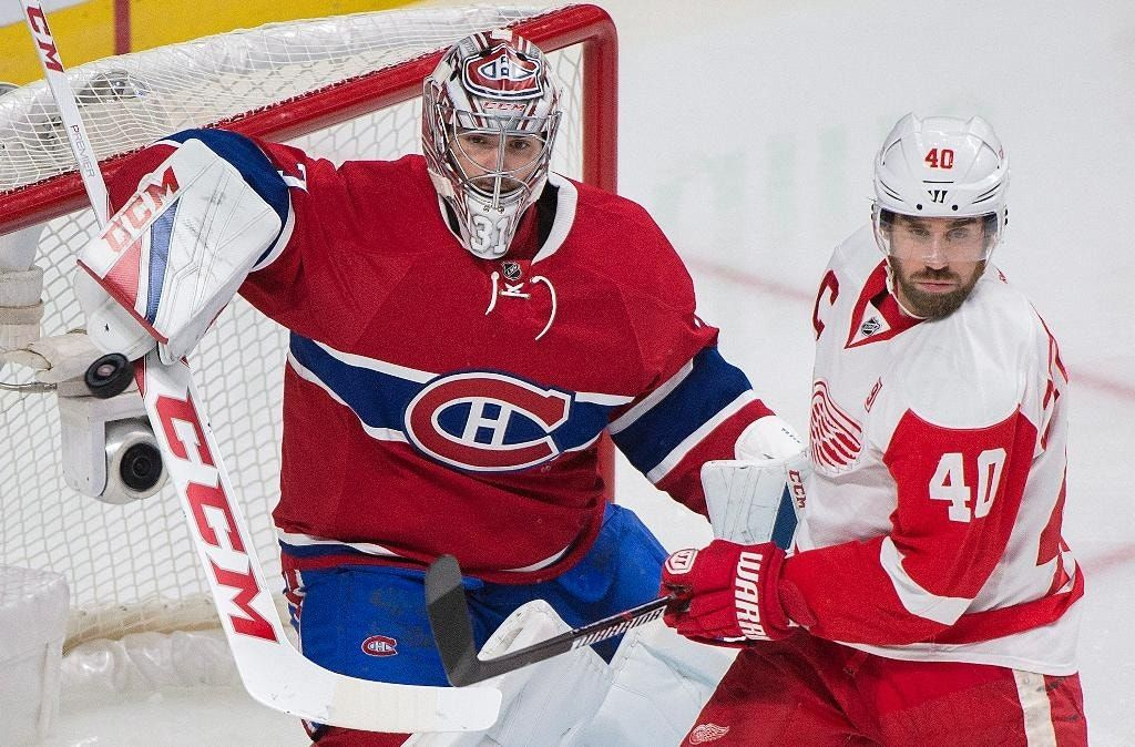 Carey Price makes 24 saves, Canadiens beat Red Wings 5-0