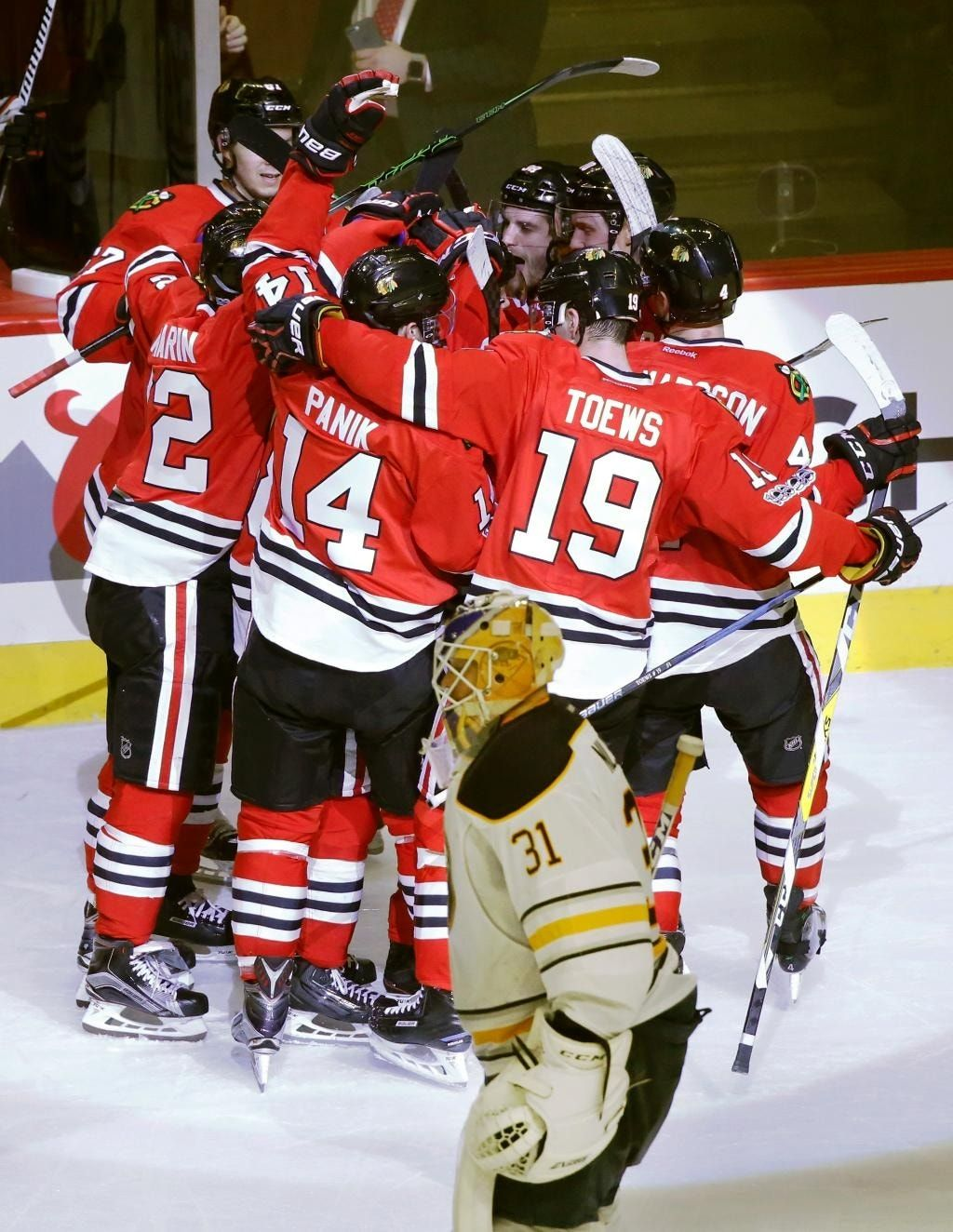 Kane, Blackhawks beat Sabres 4-3 in overtime