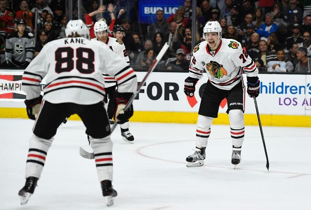 Experienced Blackhawks lead field of Cup contenders out West
