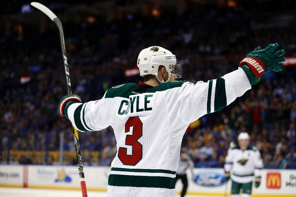 Coyle, Wild aim to keep pressure on Blues with 3-1 deficit