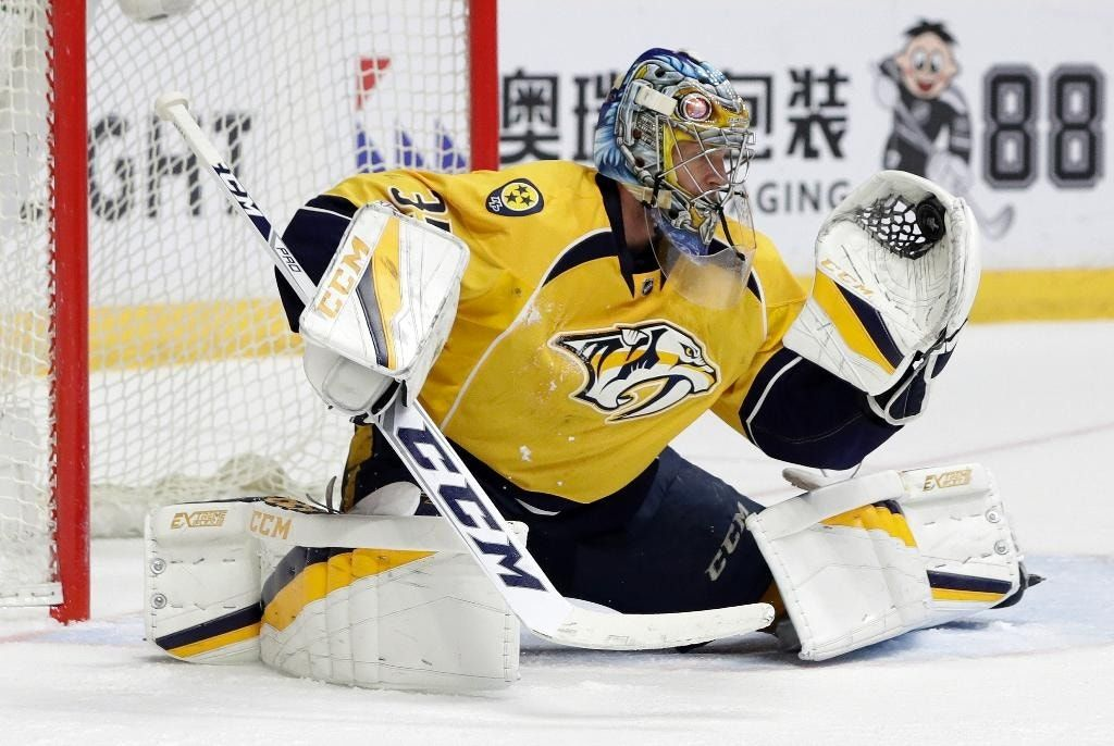 Next step for Predators: Getting beyond second round