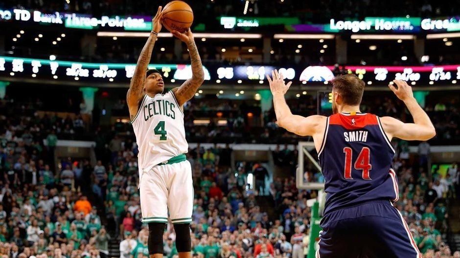 Thomas unstoppable in Celtics' Game 1 win