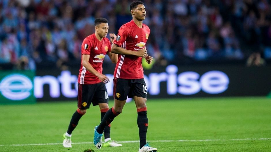 Marcus Rashford scored a brilliant goal, and he might just put Manchester United back in the Champions League