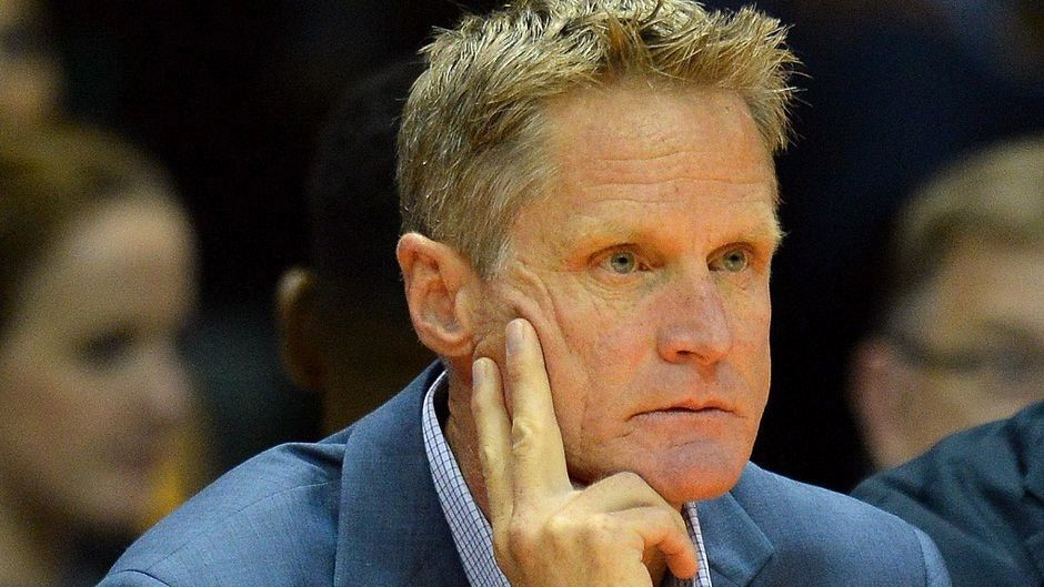 Warriors GM Bob Myers details whether or not Steve Kerr will return in the playoffs