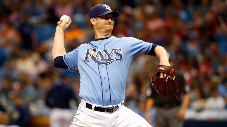 Alex Cobb goes 8 solid innings but Rays drop series finale to Blue Jays
