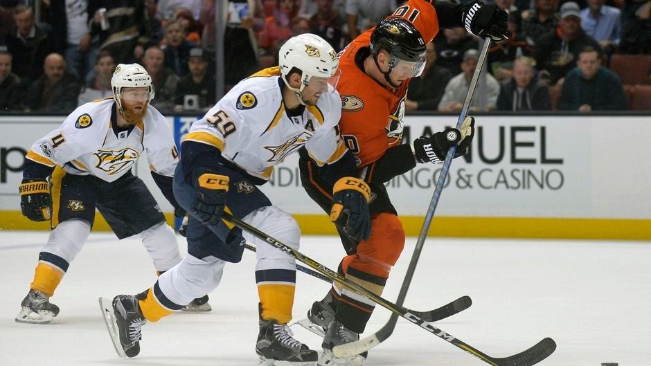 NHL Playoffs: Ducks vs. Predators Western Conference Finals schedule, TV info