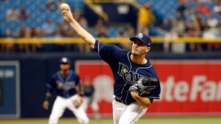 Odorizzi solid, but Rays baffled by Royals' Vargas in loss