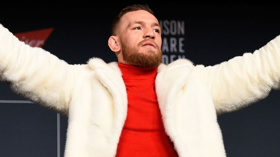 Conor McGregor turned down another movie role to focus on his fight career
