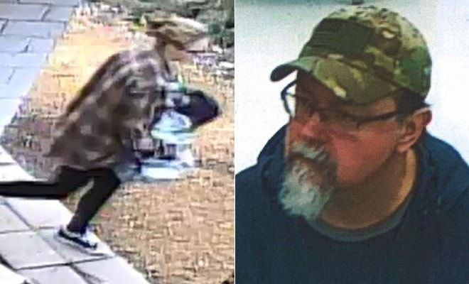 Tennessee Amber Alert: New photos of ex-teacher, kidnapped student released