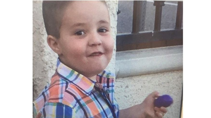 Hunt on for missing 5-year-old California boy, father arrested