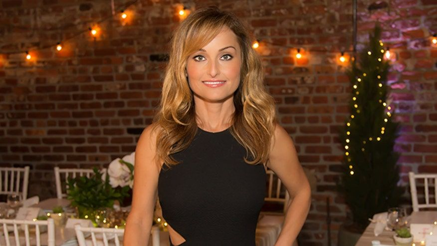 Giada De Laurentis is uncomfortable with 'touchy-touchy' fans