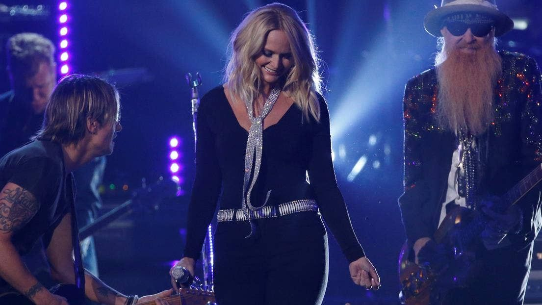 Miranda Lambert: Everything I have to say is on my record