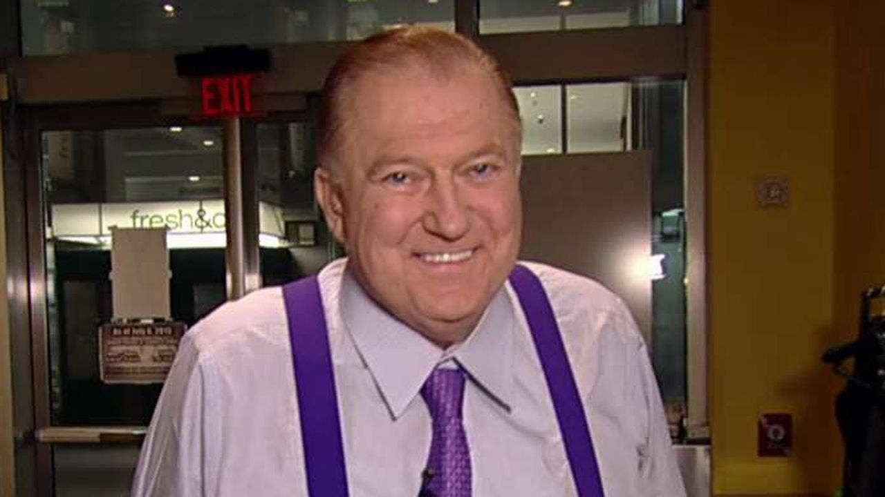 Bob Beckel returns to 'The Five'