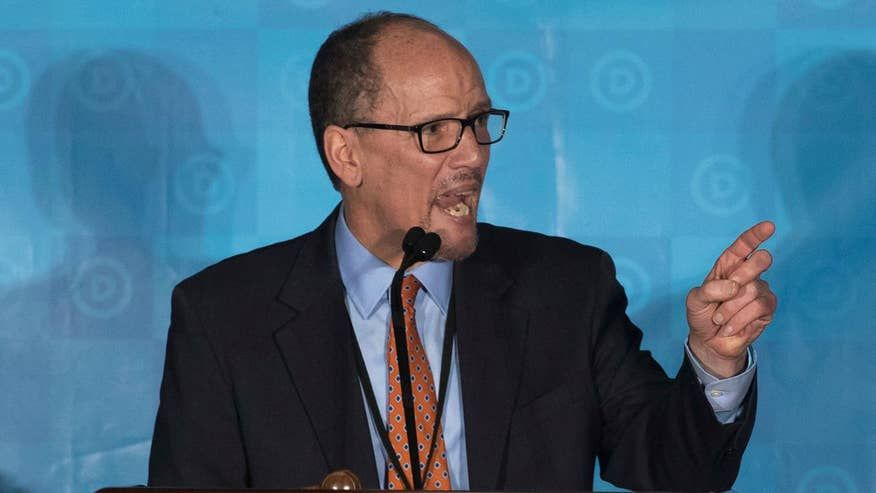 Tom Perez draws rebuke from Pelosi after declaring Dems can't be pro-life