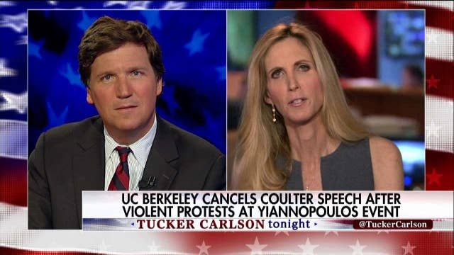 Tucker Ann Coulter on TV