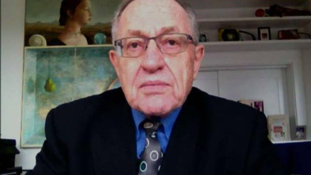 Dershowitz on Trump ordering review of Iran nuclear deal