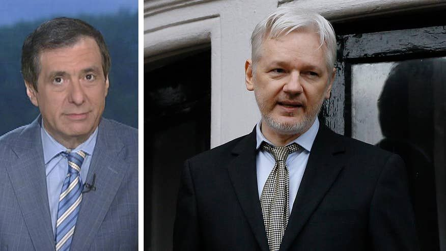 Trump team turns on Wikileaks, but Julian Assange remains out of reach