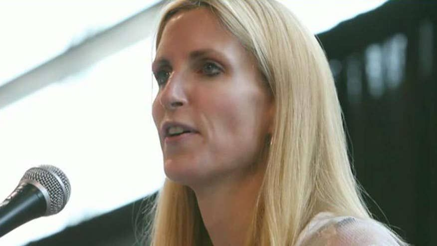 Berkeley silences free speech (and Ann Coulter) with a kick in the teeth - Fox News