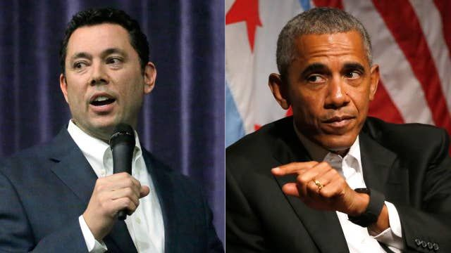 Chaffetz goes after Obama's pension
