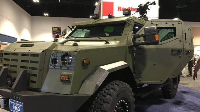 Fox Firepower: Sights and sounds from SOFIC 2017