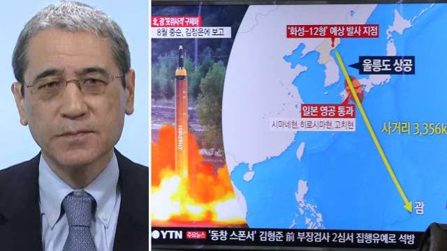 Gordon Chang: War on Korean peninsula would be horrific