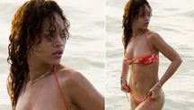 sp rihanna bikini nt 120614 wblog Hollywood Hot Beach Bodies: Secrets