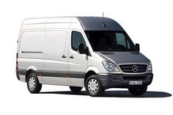 2011 MercedesBenz Sprinter Cargo Van