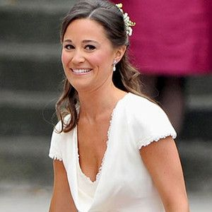 Throwback Alert! Relive Pippa Middleton's Scene-Stealing Appearance at Kate Middleton's Wedding - E! Online
