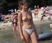 women says non, merci to the summer tradition of topless sunbathing