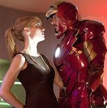 "Either way, I'll leave you with another Tony Stark classic. "" If"