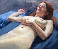 Sleeping Nude