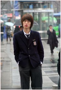Korean School Boy - People & Portrait Photos - The World Through My