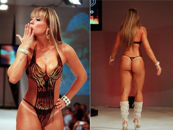Brazilian Nubian Babe Renata Q Drilled