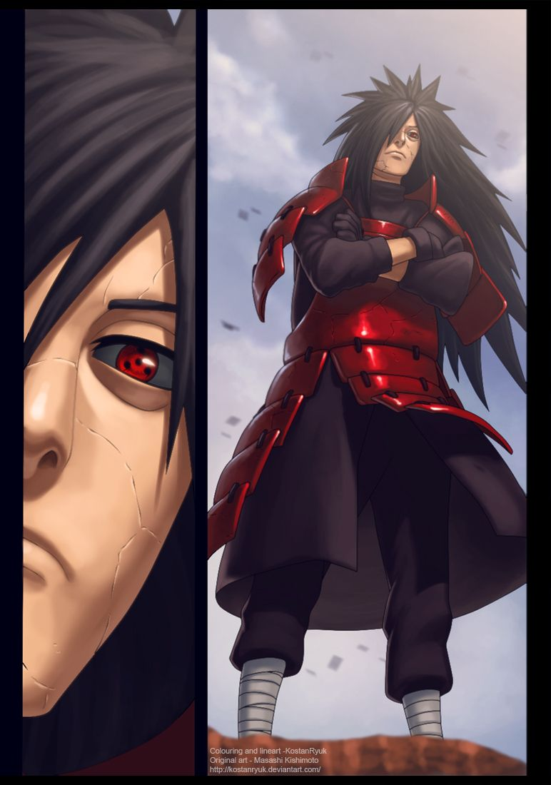 Legenda Uchiha