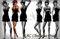 AC Charisma Poses Released « *AC Aphrodite Creations*