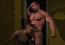 THE GAY EROTIC ART OF MSSF | This is an adults only blog of the art of